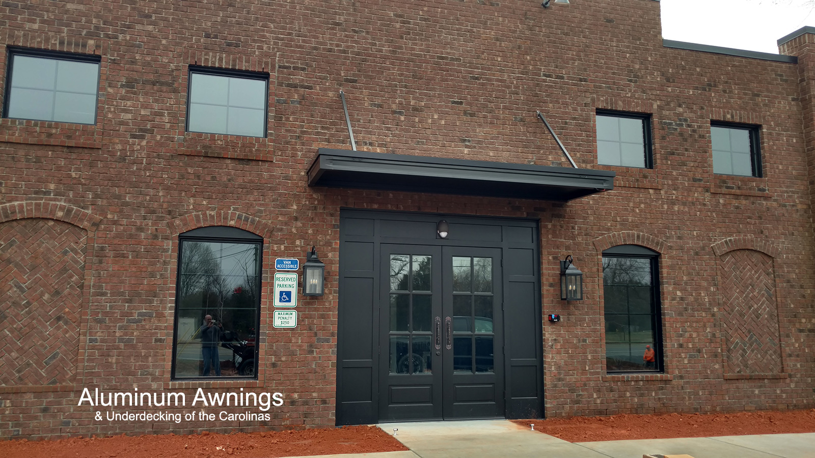 Commercial Awnings – Aluminum Awnings & Underdecking of ...